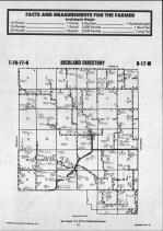 Map Image 018, Mahaska County 1987